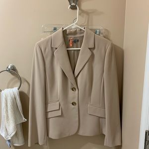Ann Taylor and Worthington Matching Suit Set